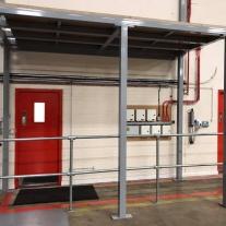 steelwork platform 2