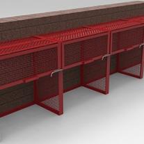 trolley storage