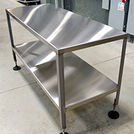 stainless steel page link